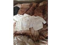 Big bundle of baby girl clothes