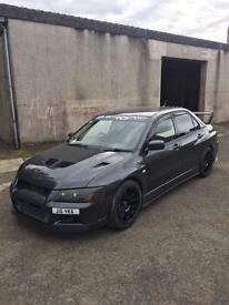 530 bhp evo 7 fully forged may swap or px
