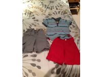 Boys 3-4 yr Spring/Summer clothes - (lovely condition, pet and smoke free home, bundle or separate)