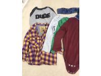 Bundle boys clothes ages 1-2