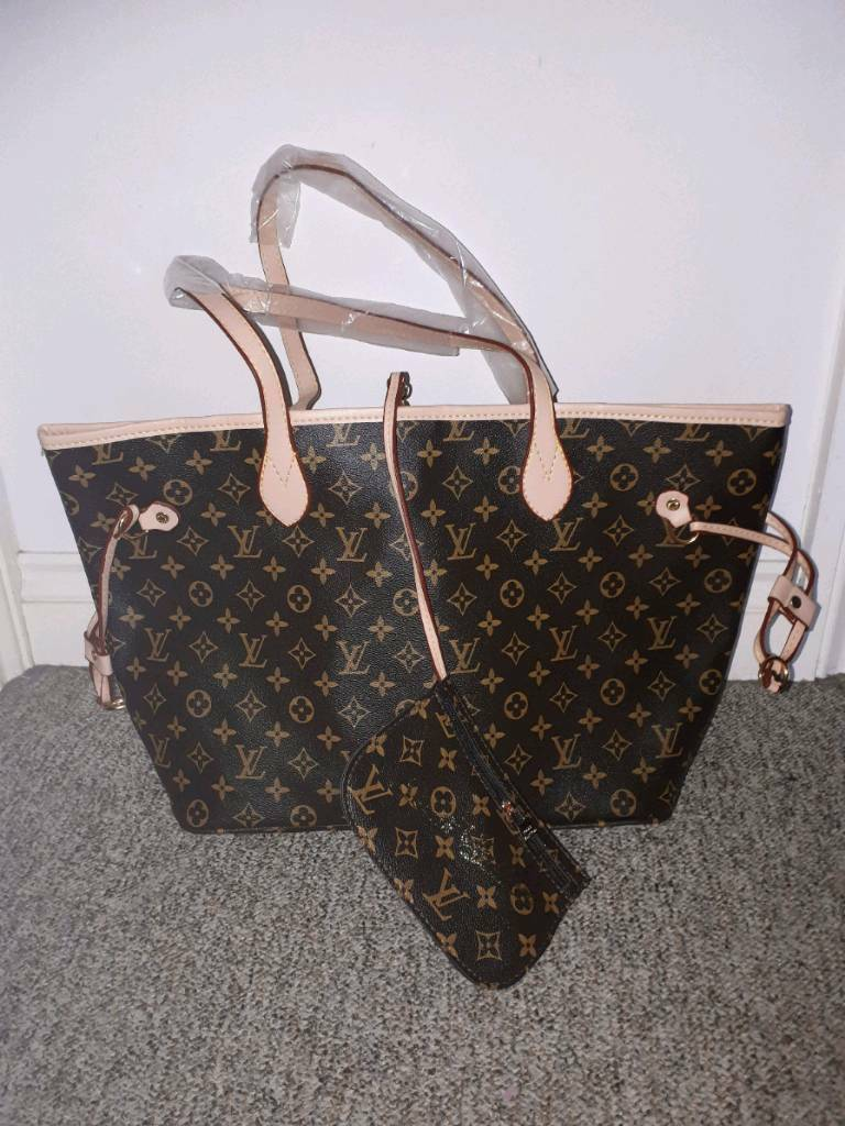 LV style MM Neverfull bag   in Southampton, Hampshire   Gumtree 46941b2d81