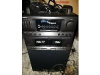 Goodmans Karaoke machine boxed
