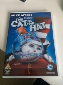 Cat in the Hat DVD