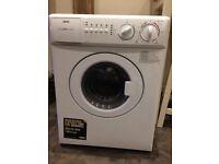 Zanussi 3kg washing machine