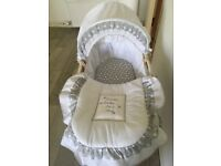 Moses basket/stand