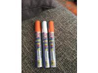 Waterproof Chalkboard/ slate/ mirror pens