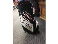 Titleist StaDry Cart Bag staff colours rrp £199