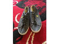 Men's grey Lyle & Scott pumps size 9