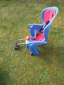 Kids bicycle seat