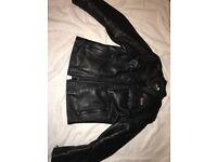 2 Leather Jackets