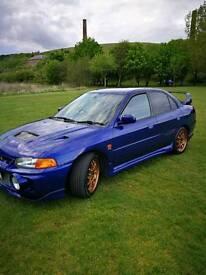Mitsubishi evo IV 4