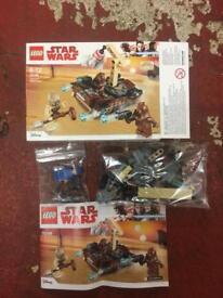 Star Wars set 75198