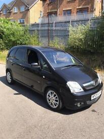 2009 Vauxhall Meriva 1.4i