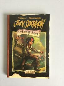 Jack Sparrow The Coming Storm Pirates of the Caribbean children's paperback book