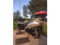 Honda Silverwing Fjs 600cc
