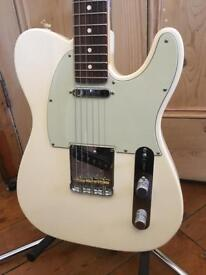 *AS NEW* Fender 2017 American Professional Telecaster - Olympic White