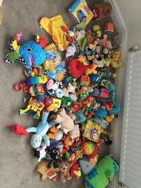 Huge bundle of toddler toys
