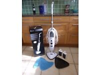 """Steam floor cleaner by Holme - A """"Which best buy"""" for Detergent Steam Mops"""