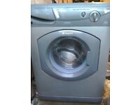 graphite hotpoint aquarius wf320 1200 spin 6 kg free local delivery allelectricals