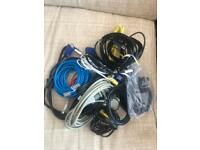 Assorted Cables Joblot