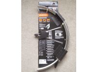 SKS Chromoplastic Road Mudguard Set Silver 28 inch P45mm - still new in packaging