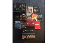 Tv Series Box sets for sale Supernatural, 24, Dexter, prison break, Lost, Game of thrones etc