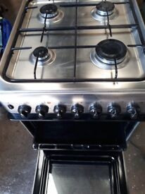 Indesit freestanding cooker