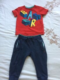 Boys Ted Baker outfit