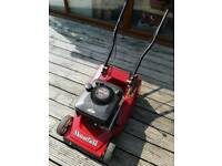 MOUNTFIELD PETROL MOWER WITH BRIGGS AND STRATTON QUANTUM POWER 4HP SELF DRIVE