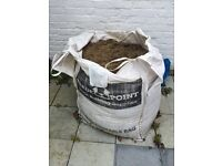 FREE for collection - 1 ton bag of builders sand
