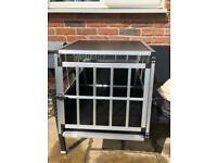 Aluminium Dog Car Crate