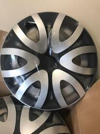 "16"" Brand New Wheel Trims seat skoda vw audi"