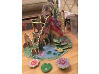3D Fairy wooden house puzzle