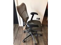 2 x Herman Miller Mirra Chairs - £150 each - COLLECTION ONLY