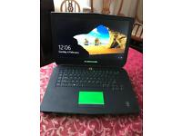 Alienware 15inch Gaming laptop with Graphics dock (i5/970m/256gb ssd)
