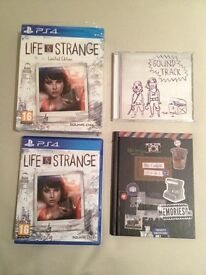 Life Is Strange (limited edition) - PS4 - Immaculate Condition