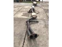 BMW 318i Full Exhaust