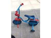 Push chair £15 Thomas bike £10 collection b8 can deliver for extra both in good condition