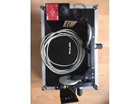 Hague motorised Camera Crane Jib pan and tilt head Canon Nikon Sony Video DSLR