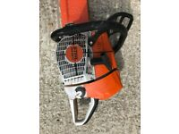 "Stihl MS661 36"" chainsaw"
