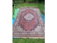 Large Red and mixed colours Rug for sale
