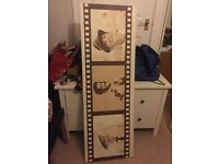 Good condition large canvases