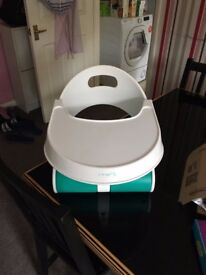 Baby high chair and Booster seat