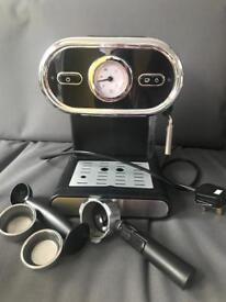 Silver crest espresso coffee maker