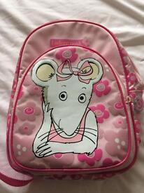 Angelina Ballerina Girls Backpack