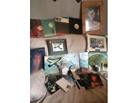Mike oldfield music and memoribilla collection