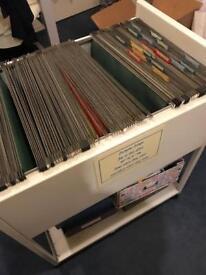 Office file trolley
