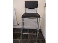 Ikea bar stool - hardly used - assembled