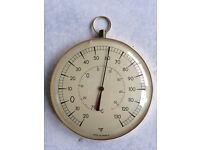 Vintage room kitchen Thermometer