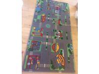 Children's play rug